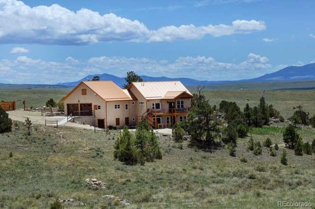 393 Navajo Road, Westcliffe, CO 81252 (#7295246) :: The Heyl Group at Keller Williams