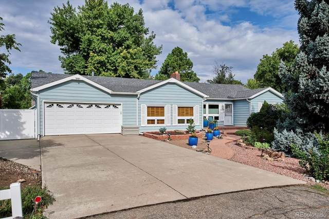 2355 Brentwood Street, Lakewood, CO 80214 (#7295383) :: The DeGrood Team