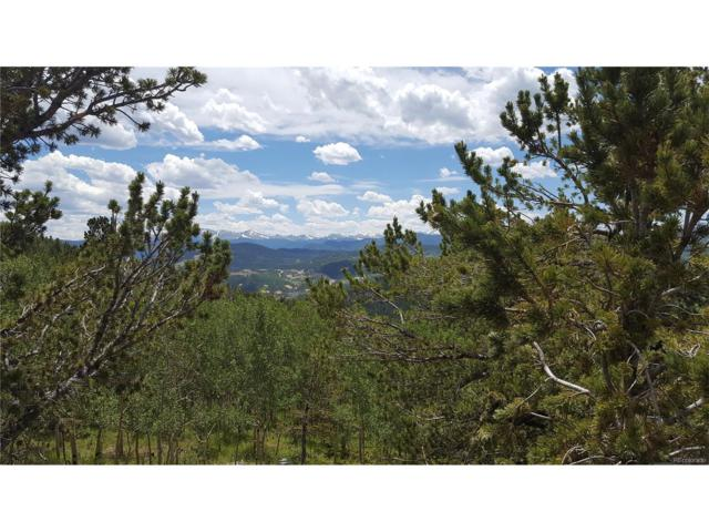 0 Rangeview Drive, Black Hawk, CO 80422 (MLS #7295410) :: 8z Real Estate