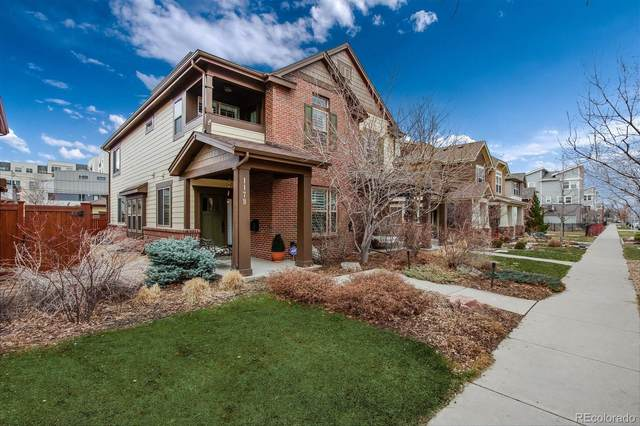 1179 S Sherman Street, Denver, CO 80210 (MLS #7296052) :: Stephanie Kolesar