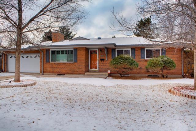 8296 E Lehigh Avenue, Denver, CO 80237 (MLS #7296601) :: Kittle Real Estate