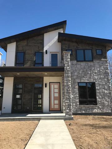 1560 S Monroe Street, Denver, CO 80210 (#7296967) :: The Peak Properties Group