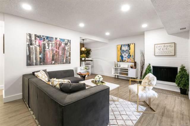 7995 E Mississippi Avenue J10, Denver, CO 80247 (#7297139) :: 5281 Exclusive Homes Realty