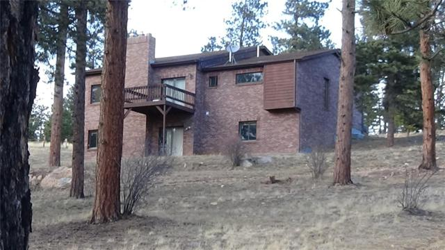 156 Old Corral Road, Bailey, CO 80421 (#7297275) :: 5281 Exclusive Homes Realty