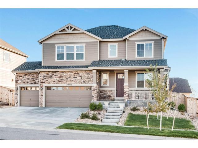 20756 E Brunswick Place, Aurora, CO 80013 (MLS #7297817) :: 8z Real Estate