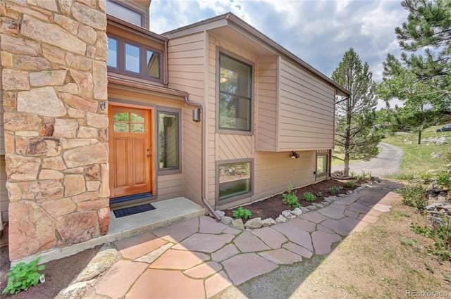 3260 Bit Road, Evergreen, CO 80439 (MLS #7298043) :: 8z Real Estate
