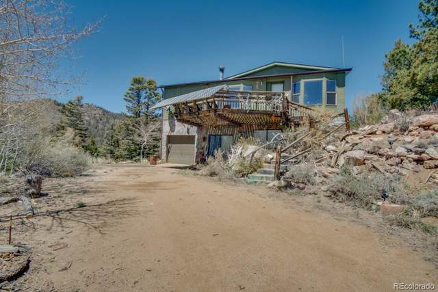 54 Oak Drive, Cotopaxi, CO 81233 (MLS #7298057) :: Kittle Real Estate