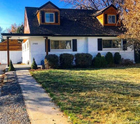 2985 S Gaylord Street, Denver, CO 80210 (MLS #7298112) :: 8z Real Estate