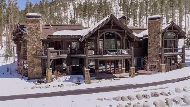 398 Highlands Drive, Breckenridge, CO 80424 (#7298431) :: iHomes Colorado
