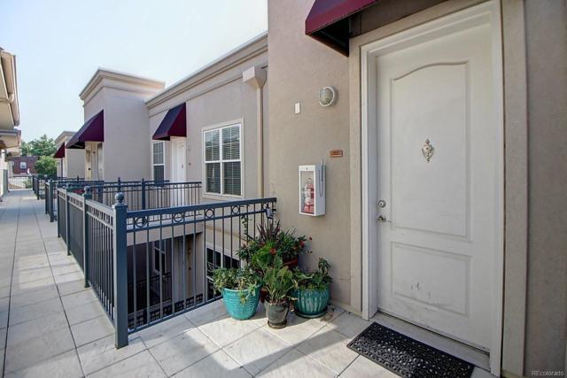 1489 Steele Street #315, Denver, CO 80206 (#7298609) :: Wisdom Real Estate