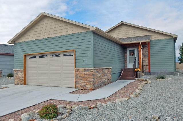 27665 County Road 313 #25, Buena Vista, CO 81211 (#7298732) :: The DeGrood Team