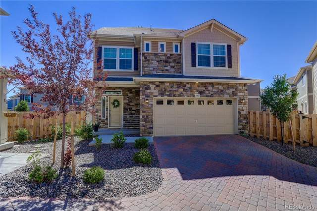 222 S Oak Hill Street, Aurora, CO 80018 (MLS #7298743) :: 8z Real Estate