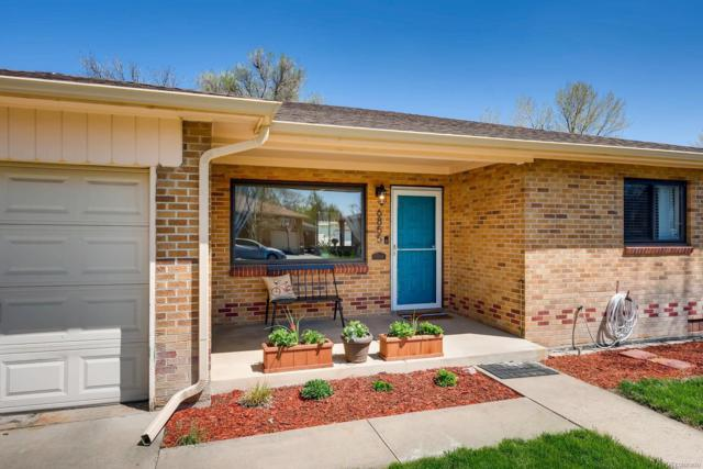 6855 W 36th Place, Wheat Ridge, CO 80033 (#7298847) :: Bring Home Denver with Keller Williams Downtown Realty LLC
