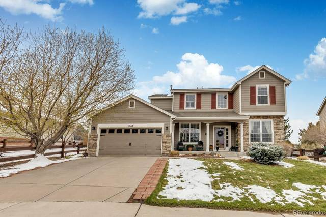 7148 Cerney Circle, Castle Pines, CO 80108 (#7298866) :: Mile High Luxury Real Estate