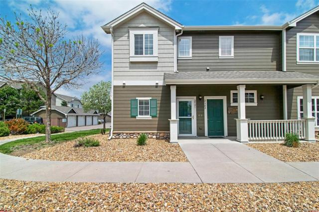 14700 E 104th Avenue #2501, Commerce City, CO 80022 (MLS #7299026) :: 8z Real Estate