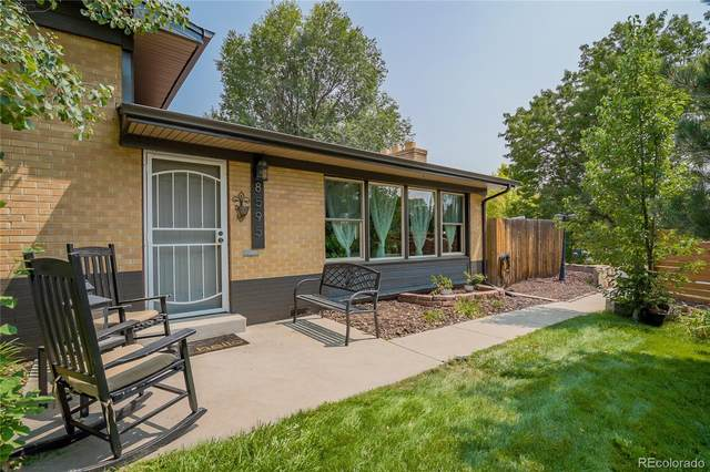 8595 W 64th Place, Arvada, CO 80004 (MLS #7299404) :: 8z Real Estate