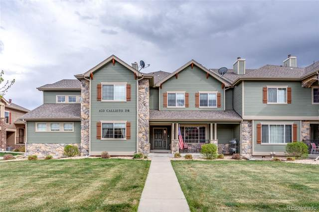 623 Callisto Drive #102, Loveland, CO 80537 (MLS #7299650) :: Keller Williams Realty