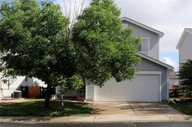 9516 Elk Mountain Circle, Littleton, CO 80125 (#7300483) :: The HomeSmiths Team - Keller Williams