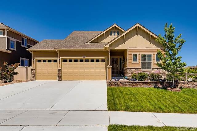 122 Poppy View Lane, Erie, CO 80516 (MLS #7300495) :: 8z Real Estate