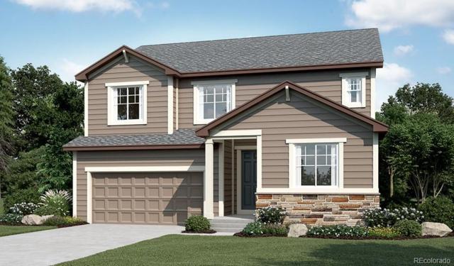 6448 Agave Avenue, Castle Rock, CO 80108 (MLS #7301460) :: 8z Real Estate