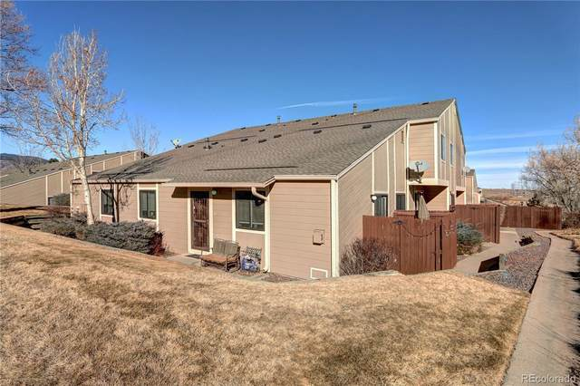 18288 W 58th Place #11, Golden, CO 80403 (#7301490) :: Realty ONE Group Five Star