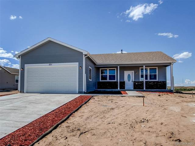 472 S 3rd Avenue, Deer Trail, CO 80105 (#7301505) :: The Brokerage Group