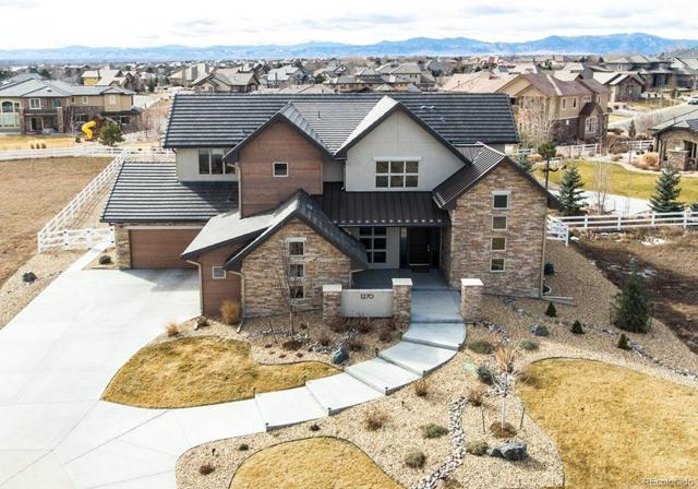 1270 Huntington Trails Parkway, Westminster, CO 80023 (#7302016) :: The Galo Garrido Group