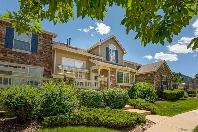 657 Clarendon Loop, Castle Pines, CO 80108 (MLS #7302087) :: Bliss Realty Group