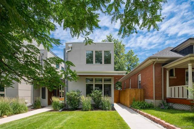 3926 Yates Street, Denver, CO 80212 (MLS #7302090) :: Clare Day with Keller Williams Advantage Realty LLC