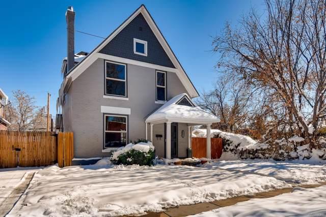 2520 N Gaylord Street, Denver, CO 80205 (#7302600) :: True Performance Real Estate