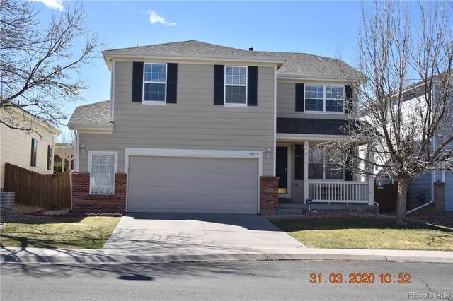 20328 E Bellewood Place, Aurora, CO 80015 (MLS #7303320) :: 8z Real Estate