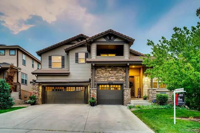 10702 Briarglen Circle, Highlands Ranch, CO 80130 (#7303812) :: Kimberly Austin Properties