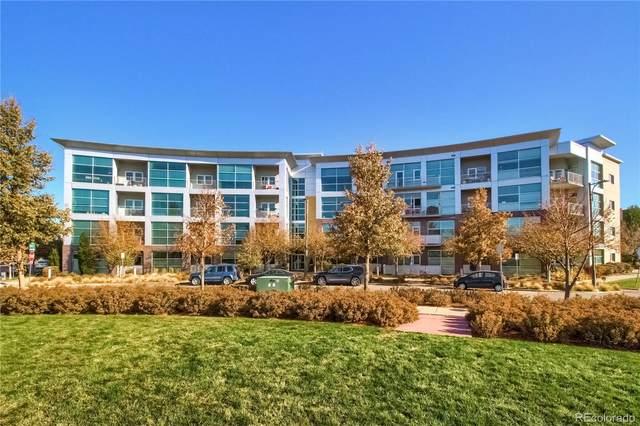 2958 Syracuse Street #102, Denver, CO 80238 (#7304077) :: Wisdom Real Estate