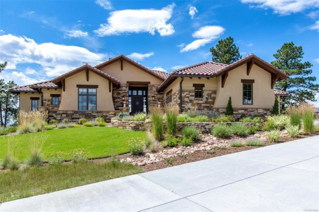 7309 Prairie Star Court, Parker, CO 80134 (#7304204) :: The HomeSmiths Team - Keller Williams