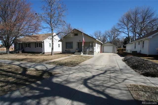 326 Euclid Street, Fort Morgan, CO 80701 (#7304900) :: Briggs American Properties