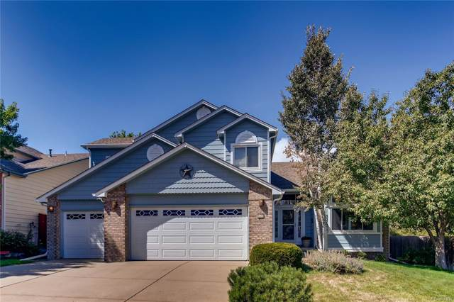 5379 S Cathay Court, Centennial, CO 80015 (MLS #7305124) :: 8z Real Estate