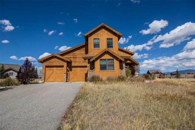 1731 Mountain Sky Lane, Granby, CO 80446 (#7305572) :: The Heyl Group at Keller Williams