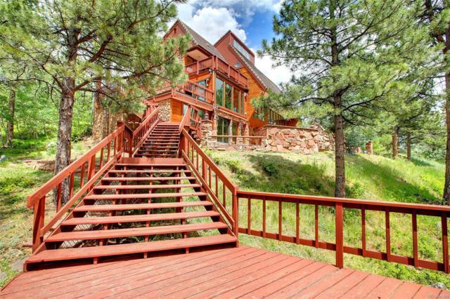 62 W Ranch Trail, Morrison, CO 80465 (#7305950) :: Wisdom Real Estate