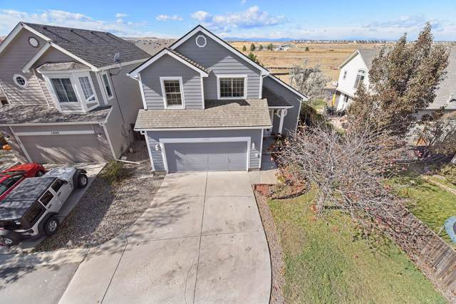 11005 Ouzel Court, Parker, CO 80134 (#7307281) :: HergGroup Denver