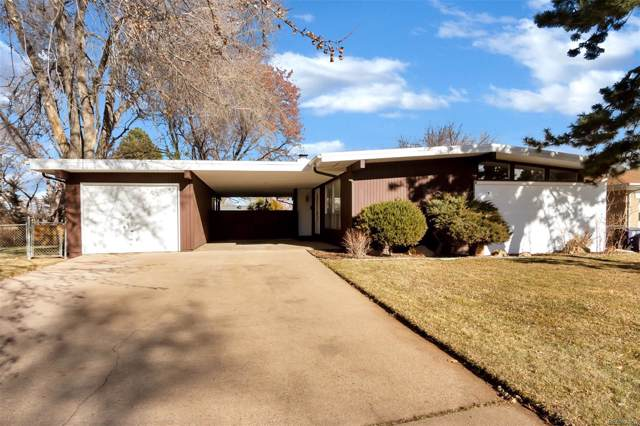 5765 E Mexico Avenue, Denver, CO 80224 (MLS #7307295) :: Bliss Realty Group