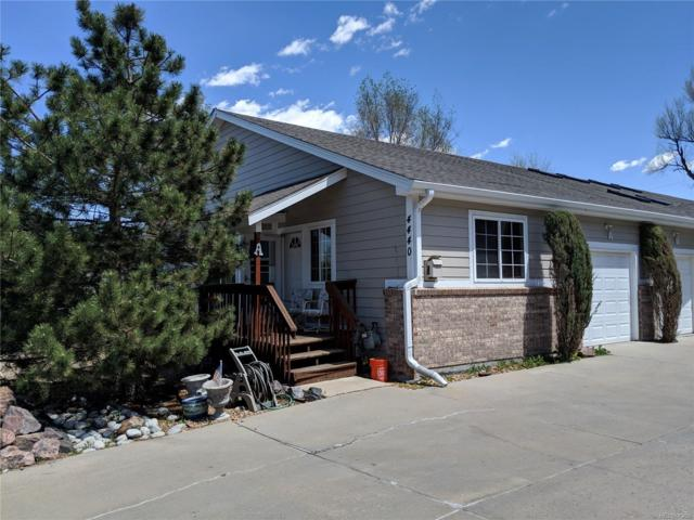 4440 Jay Street A, Wheat Ridge, CO 80033 (#7307320) :: HomeSmart Realty Group