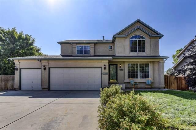 4939 Raptor Crest Boulevard, Colorado Springs, CO 80916 (MLS #7307330) :: 8z Real Estate