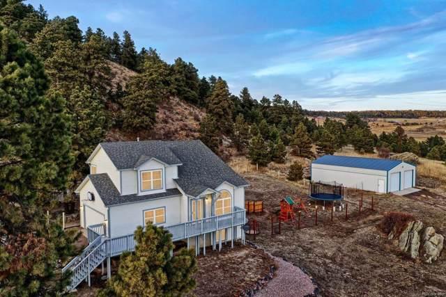 17370 Sweet Road, Peyton, CO 80831 (MLS #7307670) :: 8z Real Estate