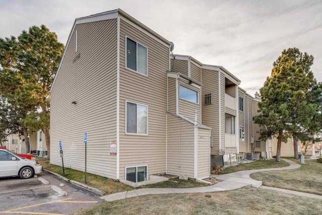 10792 E Exposition Avenue #155, Aurora, CO 80012 (#7307741) :: HomeSmart Realty Group