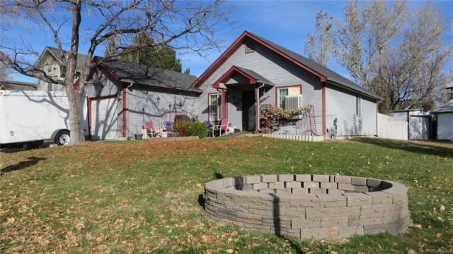 17595 E Whitaker Drive, Aurora, CO 80015 (#7307810) :: The Heyl Group at Keller Williams