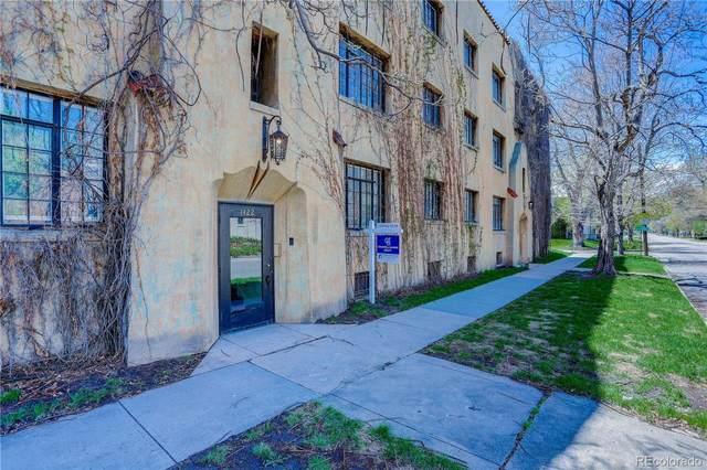 1422 E 8th Avenue #9, Denver, CO 80218 (MLS #7307899) :: Stephanie Kolesar