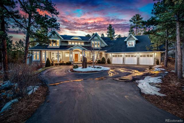 969 Country Club Parkway, Castle Rock, CO 80108 (#7307985) :: The Peak Properties Group