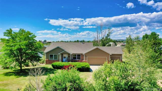 4615 Foothills Drive, Berthoud, CO 80513 (#7308094) :: Bring Home Denver with Keller Williams Downtown Realty LLC