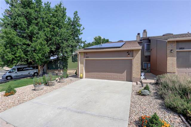 2825 W Bryant Place, Littleton, CO 80120 (#7308334) :: You 1st Realty
