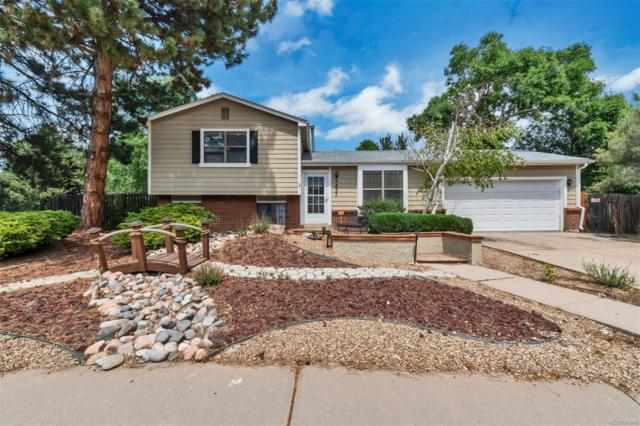 5857 S Lewis Street, Littleton, CO 80127 (#7308441) :: Bring Home Denver with Keller Williams Downtown Realty LLC